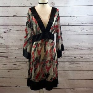 Dresses & Skirts - 🔥DOLMAN SLEEVE SHEER DRESS/TOP💃🏾